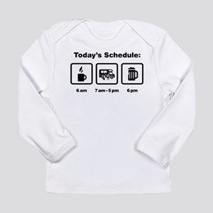 RV Enthusiast Long Sleeve Infant T-Shirt