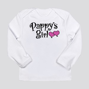 Pappy's Girl Long Sleeve Infant T-Shirt