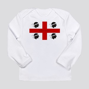 Flag of Sardinia Long Sleeve T-Shirt
