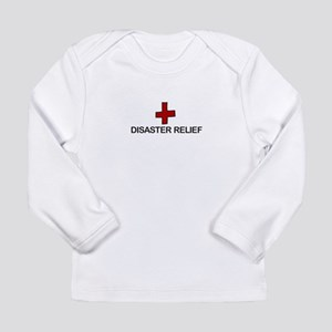 8584094f Disaster Relief Long Sleeve T-Shirt