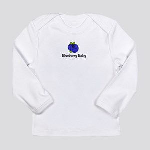 blueberry baby Long Sleeve T-Shirt