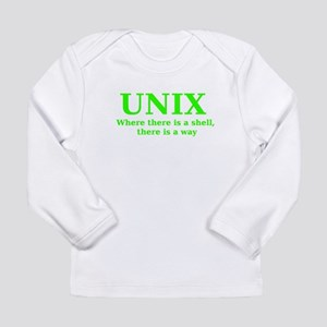 Unix - Where there is a Shell, there is a Way Long