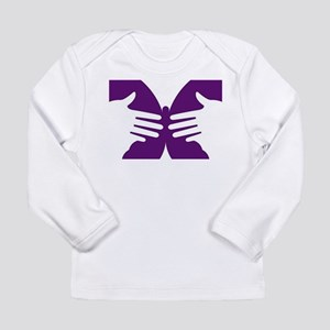 Butterfly Hope Long Sleeve Infant T-Shirt