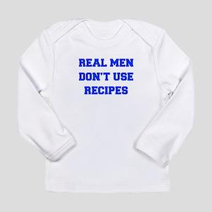 2892031cd real-men-dont-use-recipes fresh blue Long Sleeve T