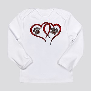 Puppy Love Long Sleeve Infant T-Shirt