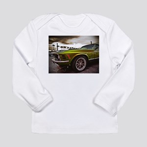 70 Mustang Mach 1 Long Sleeve Infant T-Shirt