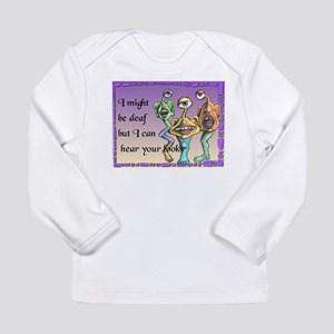 Alien II Long Sleeve Infant T-Shirt