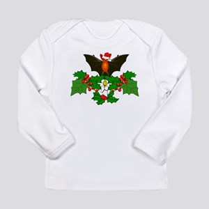 Christmas Holly With Ba Long Sleeve Infant T-Shirt