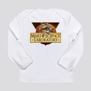 Mars Science Lab Long Sleeve Infant T-Shirt