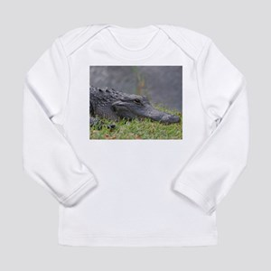 American Alligator, Everglades Long Sleeve T-Shirt
