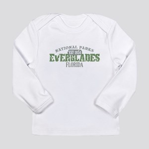 Everglades National Park FL Long Sleeve Infant T-S