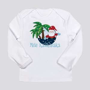 Mele Kalikimaka Long Sleeve Infant T-Shirt