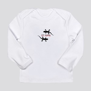 St. Simon Beach Long Sleeve T-Shirt