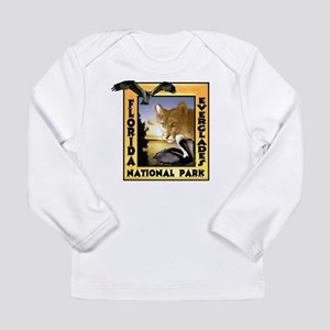 best service 0e274 6eee2 Florida Panther Long Sleeve Baby T-Shirts - CafePress