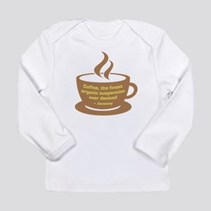 Star Trek Janeway Coffee Long Sleeve Infant T-Shir