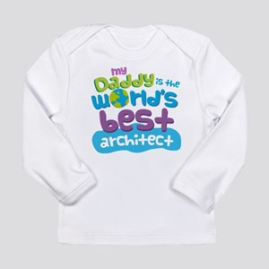 Architect Gifts For Kid Long Sleeve Infant T-Shirt