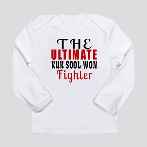 The Ultimate Kuk Sool W Long Sleeve Infant T-Shirt