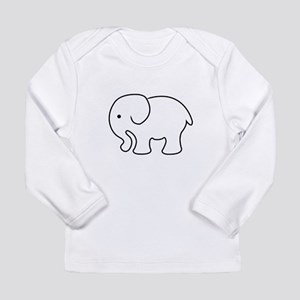 Elephant Light Long Sleeve T-Shirt
