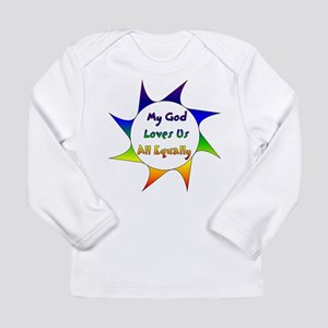 Equal Love Long Sleeve Infant T-Shirt
