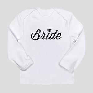 23703d58 Diamond Bride Long Sleeve T-Shirt