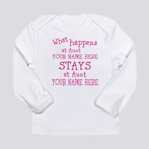 Aunts House Long Sleeve T-Shirt