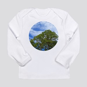 Sky and Trees Long Sleeve T-Shirt