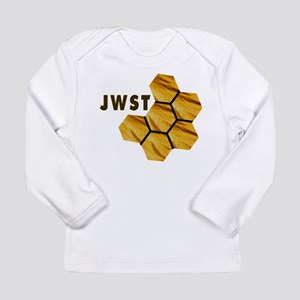 James Webb Mirror Logo Long Sleeve Infant T-Shirt