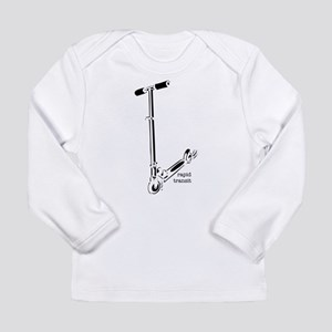 Rapid Transit - the dirt is f Long Sleeve Infant T