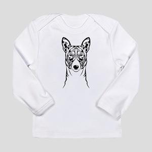 Basenji - Goodboy! Original Long Sleeve T-Shirt