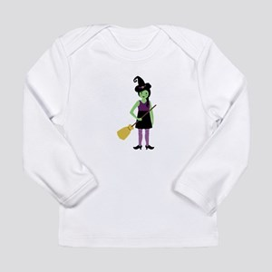 Magic Witch Long Sleeve T-Shirt