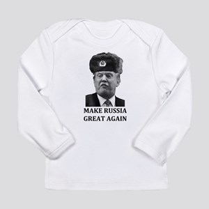 Make Russia Great Again Long Sleeve T-Shirt
