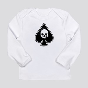 Ace of Spades Long Sleeve T-Shirt