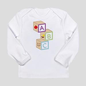 Baby Blocks Long Sleeve Infant T-Shirt