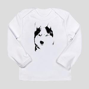 Husky Gifts Bi-Eye Husky Shirts & Gifts Long Sleev