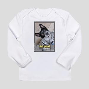 Australian Cattle Dog Long Sleeve Infant T-Shirt