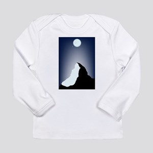 Matterhorn Night Long Sleeve T-Shirt