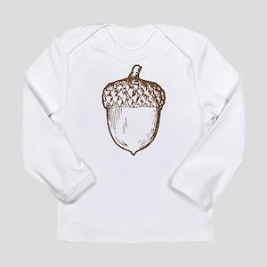 Acorn Long Sleeve Infant T-Shirt