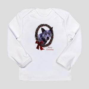 Australian Cattle Dog C Long Sleeve Infant T-Shirt