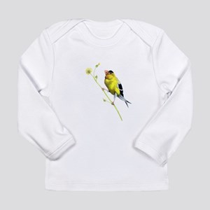 Yellow Finch - Get a Grip - Artwork by Allison Ric