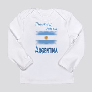 Buenos Aires - Long Sleeve Infant T-Shirt