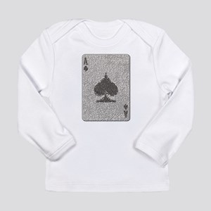 Ace of Spades Mosaic Long Sleeve T-Shirt