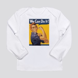 We Can Do It Long Sleeve Infant T-Shirt
