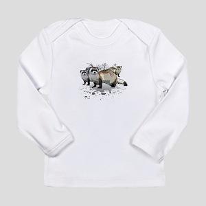 Ferrets Long Sleeve T-Shirt