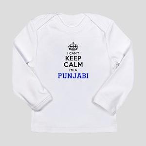 I cant keep calm Im PUNJABI Long Sleeve T-Shirt