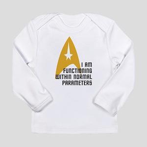 Star Trek - Normal Para Long Sleeve Infant T-Shirt