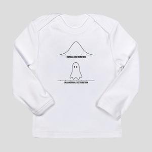 Normal vs Paranormal Distribution Long Sleeve T-Sh