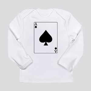 Ace Long Sleeve Infant T-Shirt
