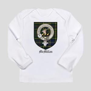 McMillan Clan Crest Tartan Long Sleeve Infant T-Sh