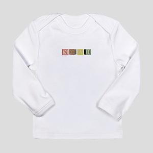 Noah Alphabet Block Long Sleeve Infant T-Shirt