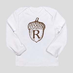 Acorn MONOGRAM Long Sleeve T-Shirt